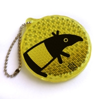 Reflector with chain - tapir
