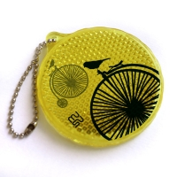 Reflector with chain - bicycle
