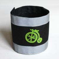 Nadrágpánt - minivelocipéd, zöld
