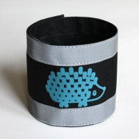 Nadrágpánt - süni, kék